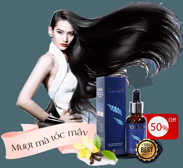 serum trị rụng tóc Forso a+