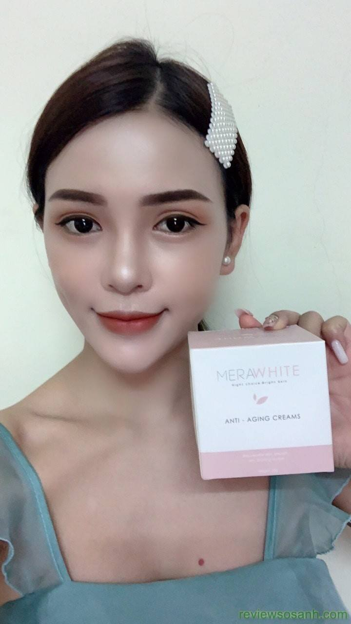 review kem mera white