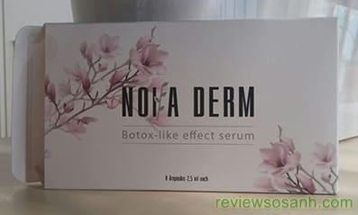 serum chống lão hóa noia derm có tốt không