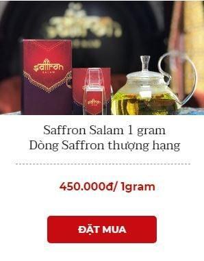 saffron Shalam Việt Nam