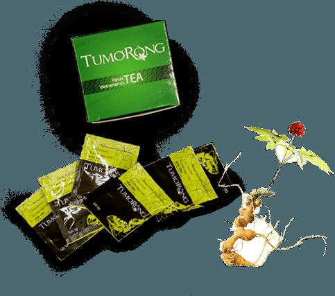 Gói trà sâm ngọc linh hòa tan