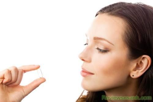 Collagen dạng viên giúp da đẹp và tươi trẻ