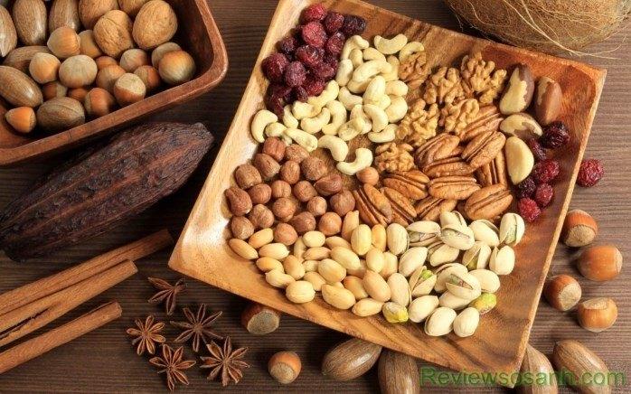 Cung cấp lượng chất bổ cao cho cơ thể, ngăn chặn quá trình lão hóa da