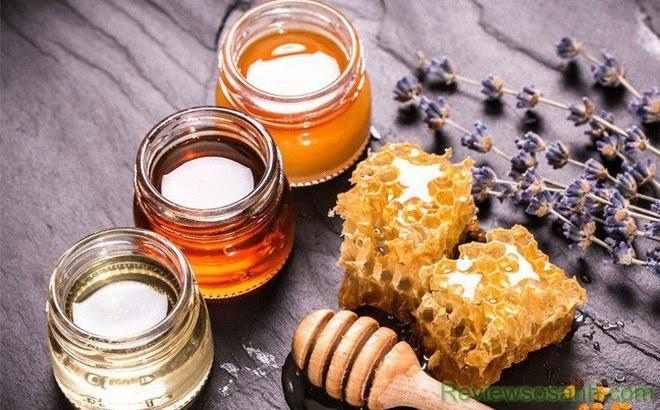 Mật ong là một phương pháp điều trị mụn hiệu quả