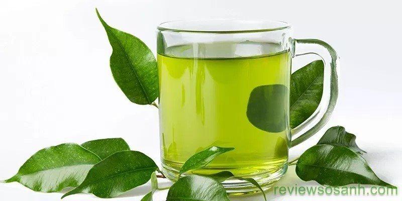 Sử dụng trà xanh để chăm sóc tóc dài mượt, hạn chế gãy rụng