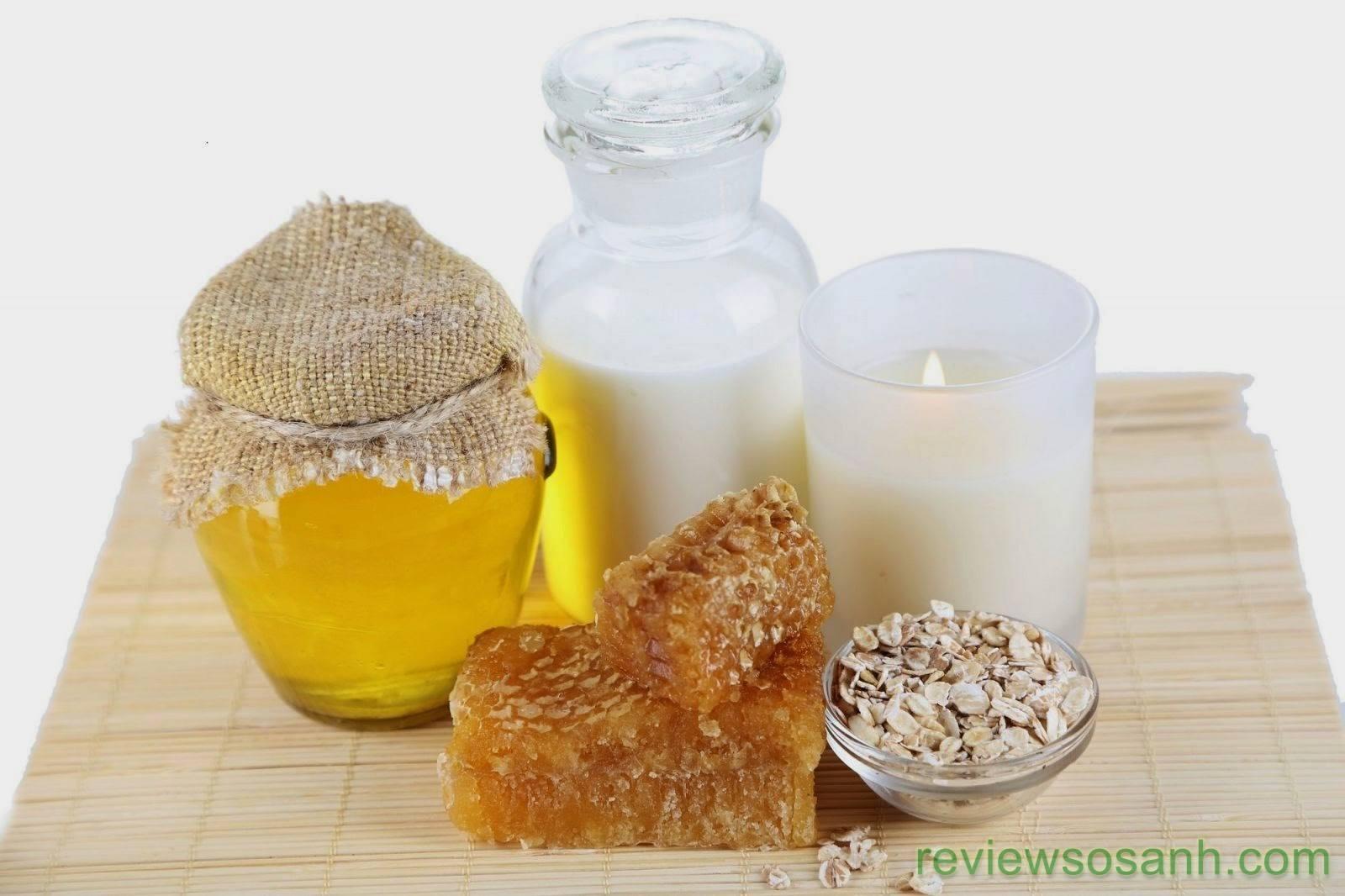 Sữa chua và mật ong là phương pháp làm trắng da cho nam hiệu quả