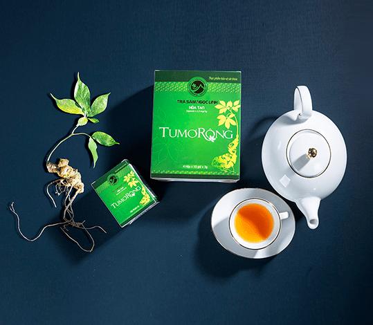 trà sâm hòa tan Tumorong có tốt không