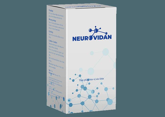 Viên uống bổ não Neurovidan