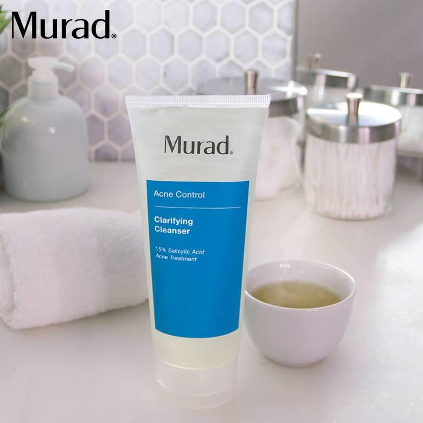 sua-rua-mat-cho-da-mun-murad-clarifying-cleanser