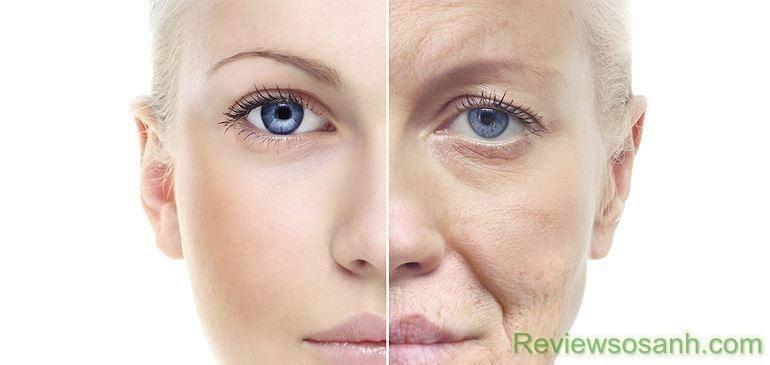 Collagen giúp ngăn ngừa lão hóa da một cách hiệu quả