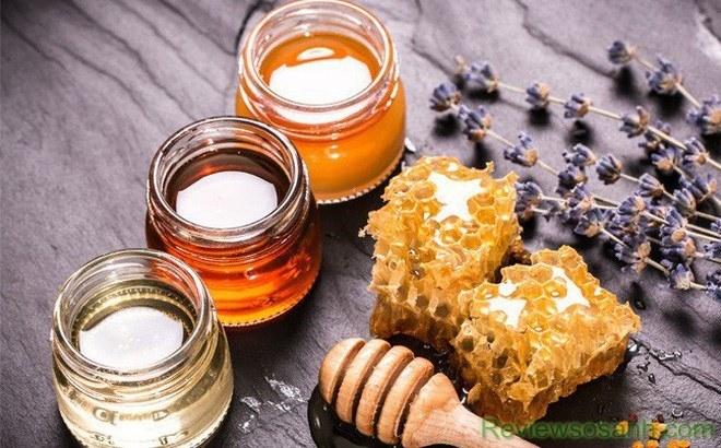 Mật ong làm mờ thâm và hết mụn hiệu quả