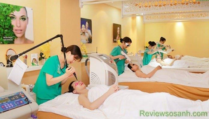 Sử dụng các công nghệ tiên tiến điều trị mụn