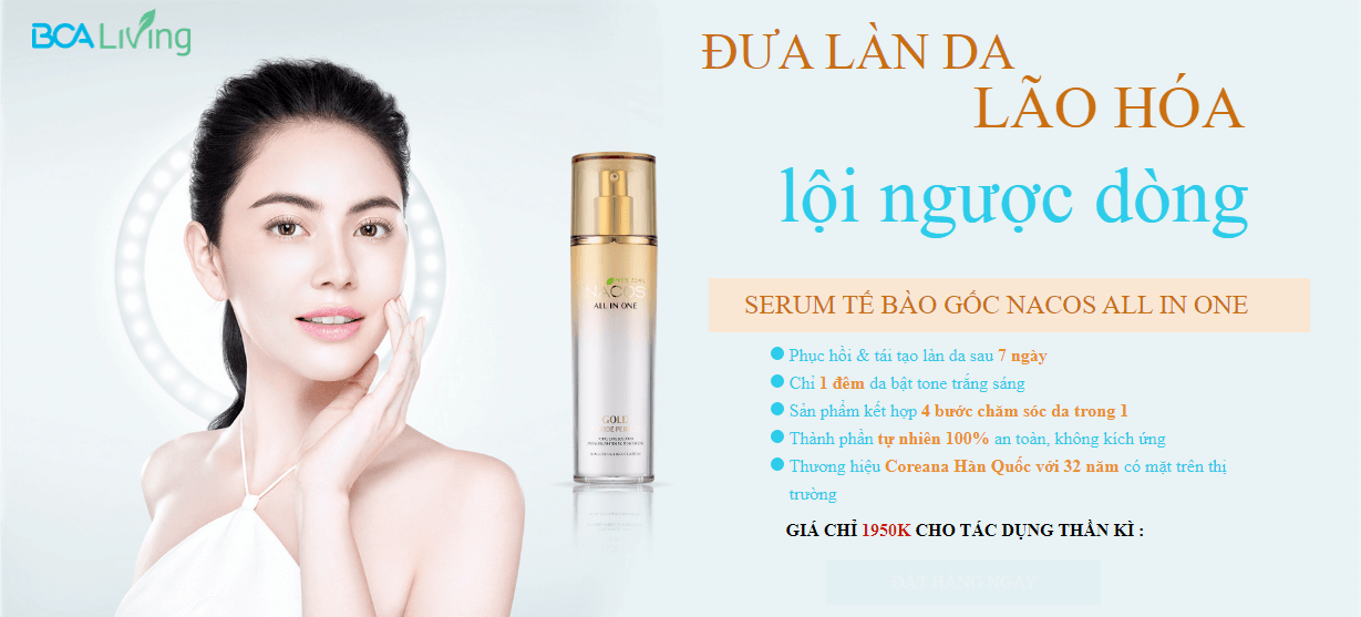serum tế bào gốc nacos all in one