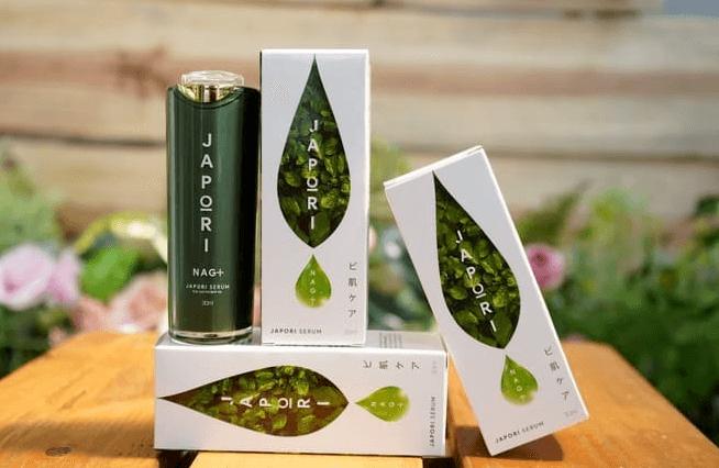 tính chất chống lão hóa japori giá bán bao nhiêu