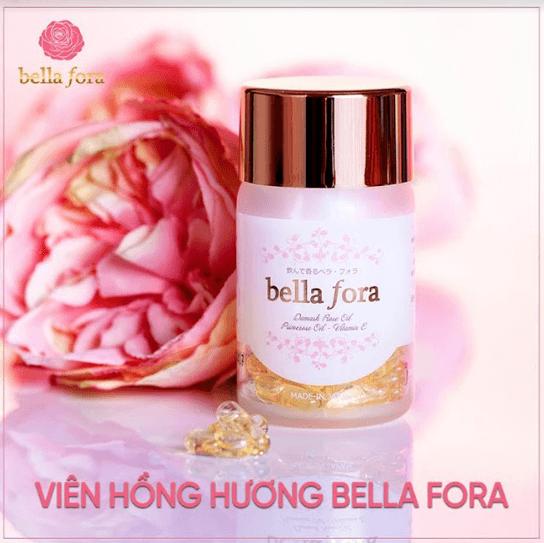 viên hồng hương bella fora giá bao nhiêu