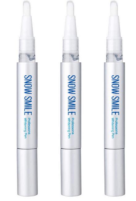3 bút serum làm trắng răng snowsmile
