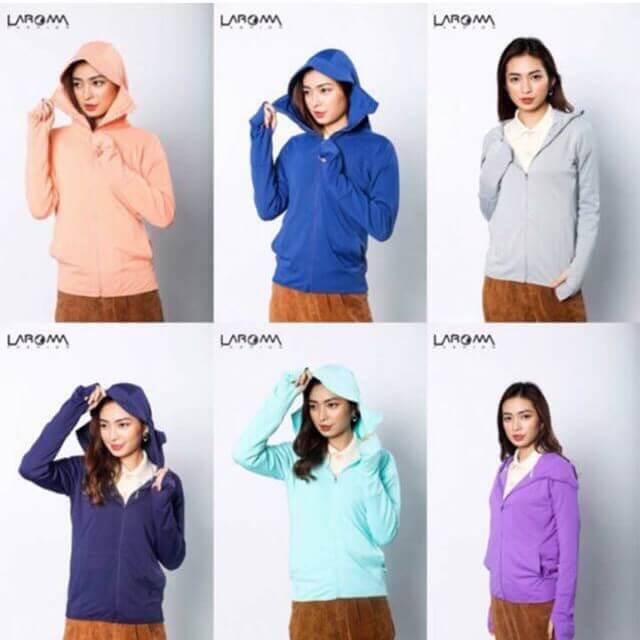 màu áo khoác nắng Laroma