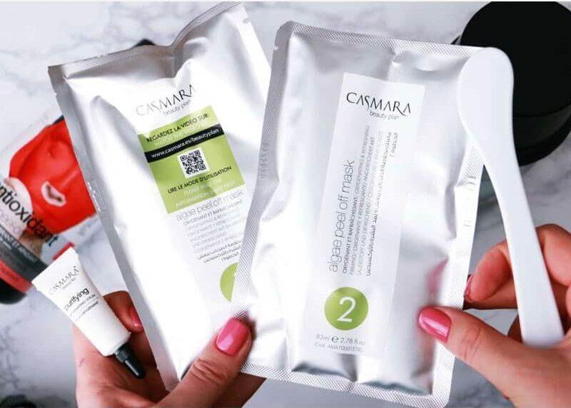 mua Casmara Mặt nạ thanh lọc cấp oxy Purifying Mask Kit ở đâu