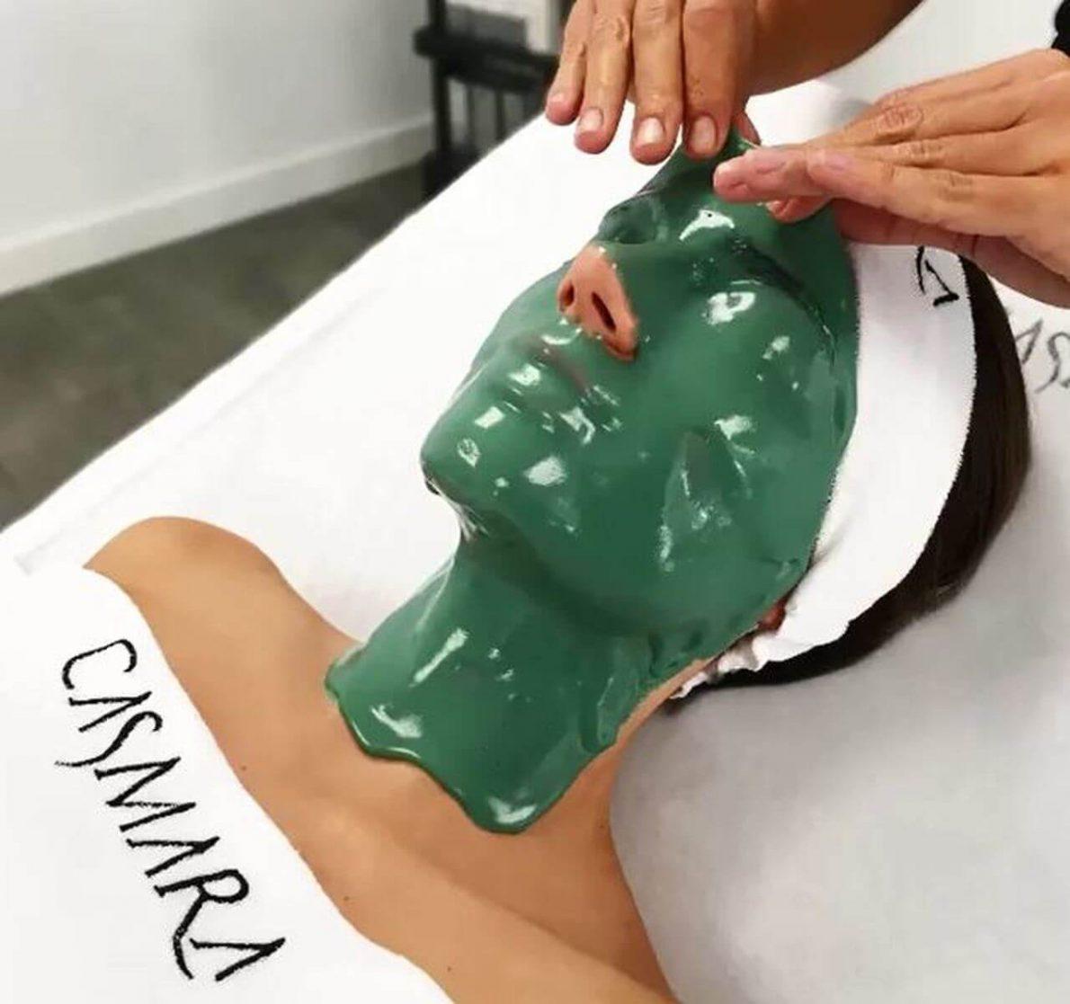 mức độ hiệu quả Casmara mặt nạ cung cấp Oxy và săn chắc da Green Mask 2025