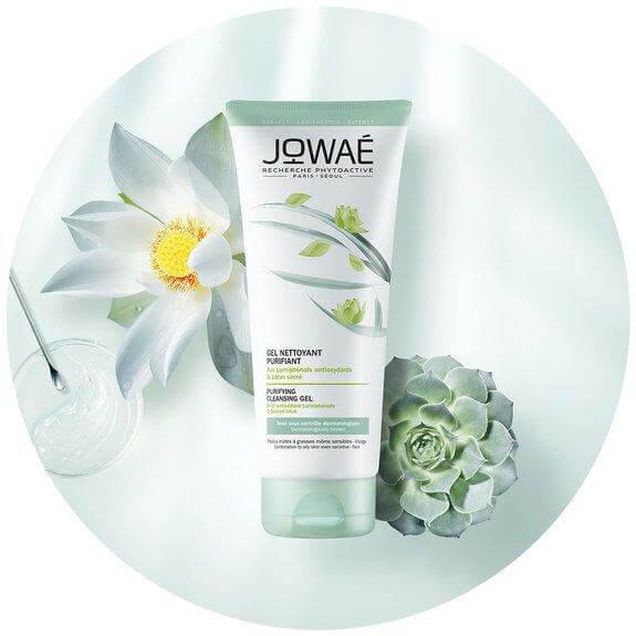 thành phần gel rửa mặt Jowae Purifying Cleansing