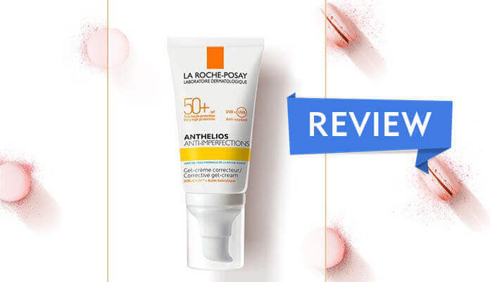 Kem chống nắng La Roche Posay Anthelios Anti-Imperfections Corrective SPF50+