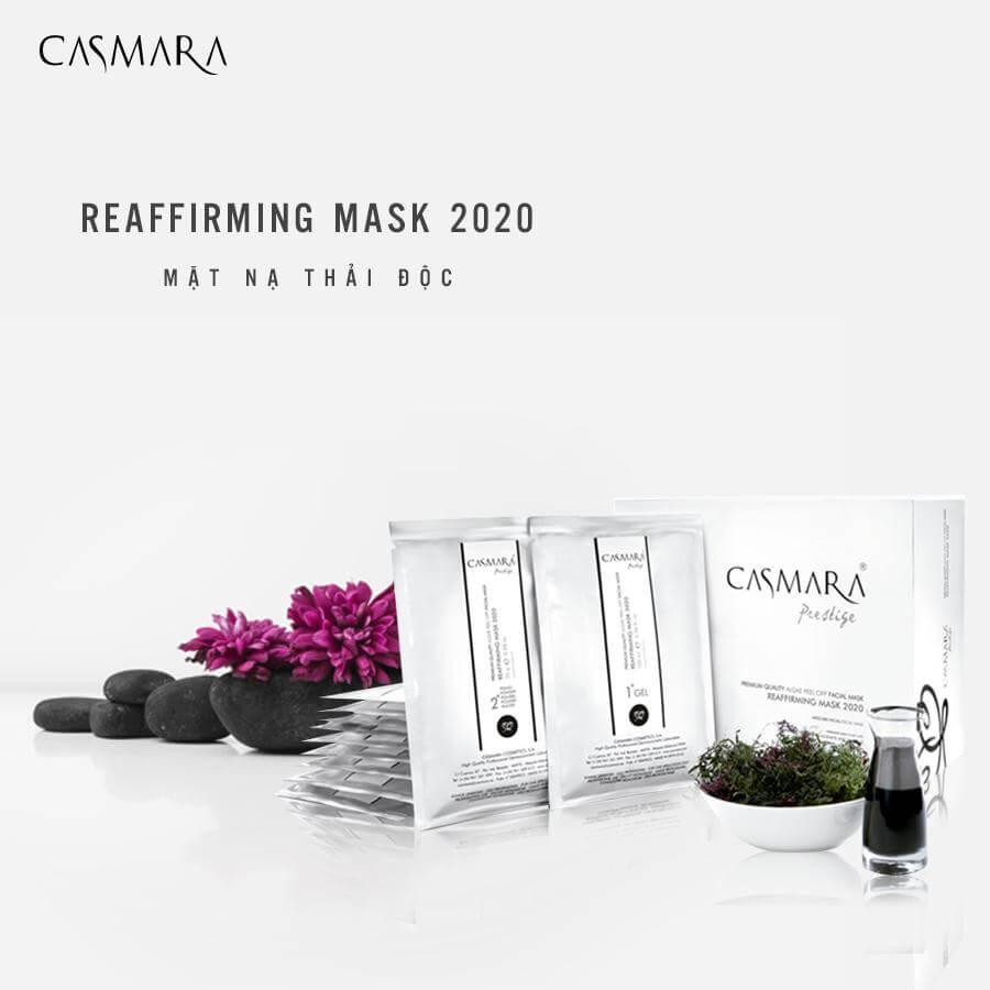 mặt nạ thải độc Reaffirming Mask Casmara 2020