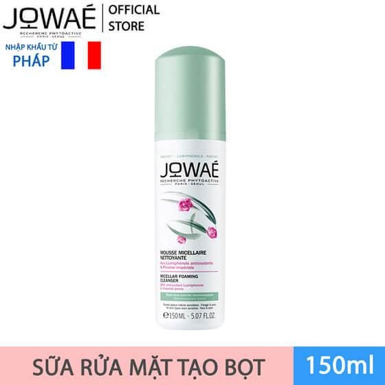 sữa rửa mặt Jowae Micellar Foaming Cleanser