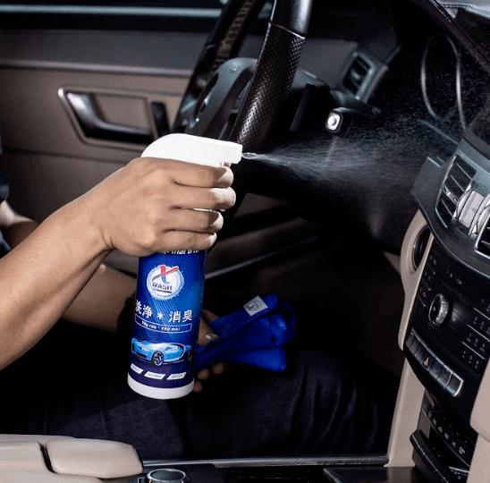 vệ sinh xe ô tô bằng xwash