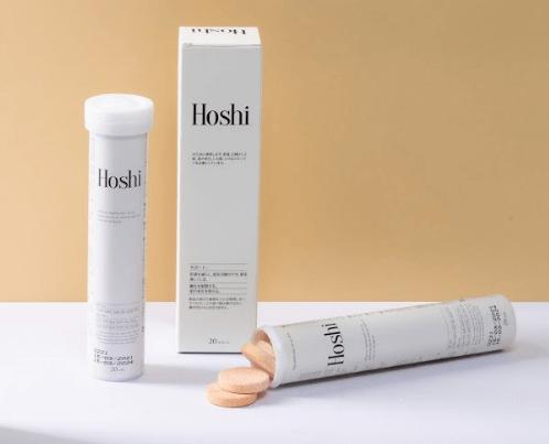viên sủi chống lão hóa Hoshi